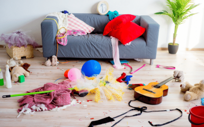 How to Start Decluttering {When You Have No Idea What to Do}